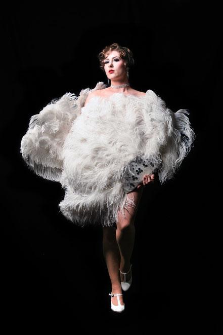 Miss Elinor Divine Burlesque Perle vom Rhein Düsseldorf