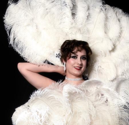 Miss Elinor Divine die Burlesque Perle vom Rhein Düsseldorf